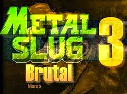 Metal Slug Brutal 3 FLASH GAME
