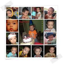 Khalish Mifdhal 1-2 tahun