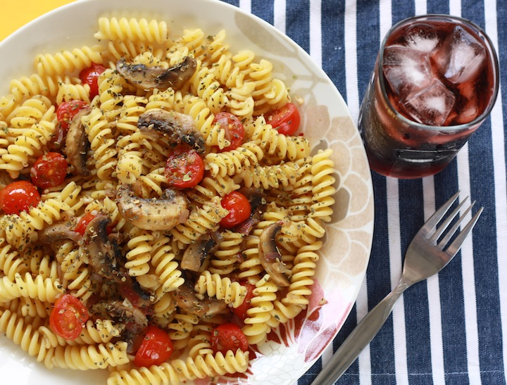 fennel seeds and black pepper with olive oil pasta sauce recipe