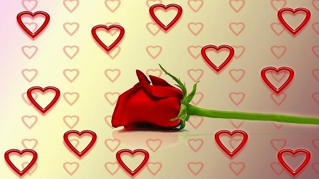fira alla hjärtans dag