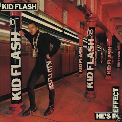 Kid Flash – He's In Effect (1988, 320)