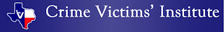 Logo for Crime Victims' Institute.