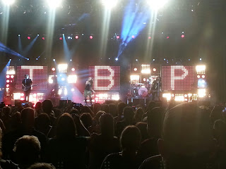 The Band Perry at Tennessee Smokies Stadium