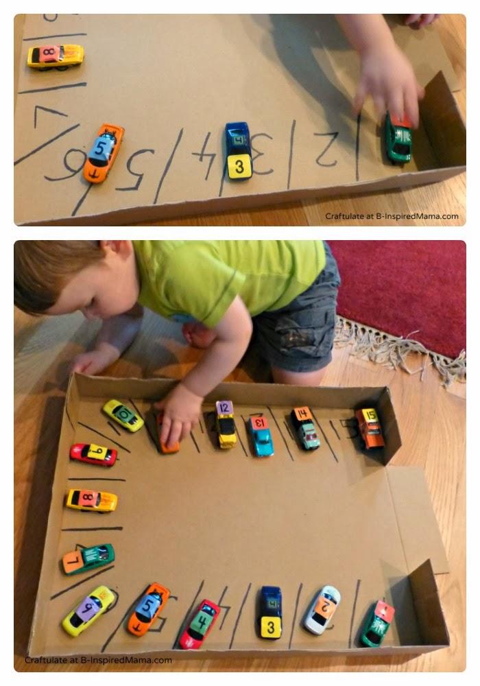 ♥ everything for children: araba park etme oyunu.