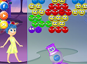 Bubble Shooter with Joy