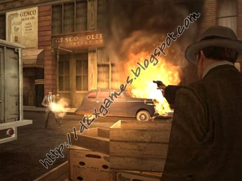 Free Download Games - The Godfather