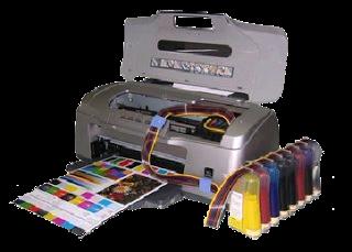 cara memperbaiki printer infus