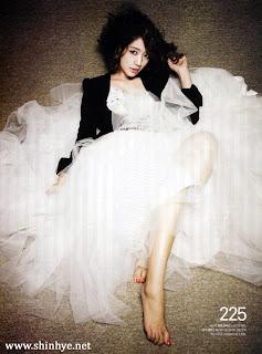 profil park shin hye (biodata-foto) lengkap
