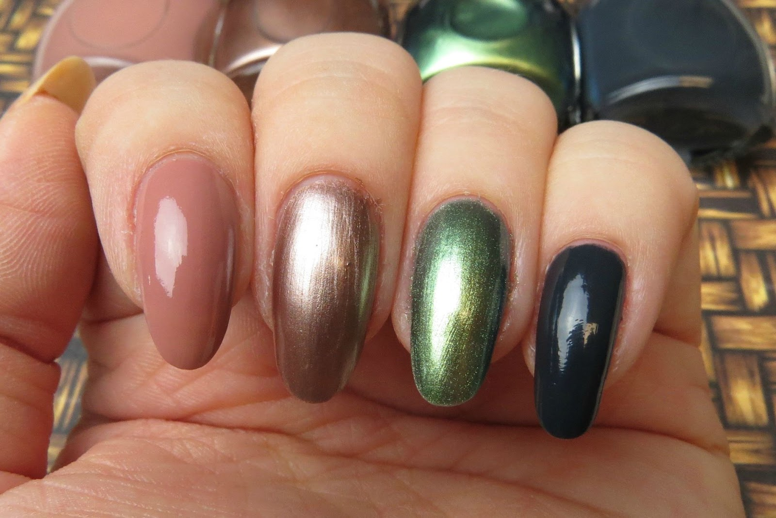 Thoughts: Misslyn Fall 2015 Polishes* | Kaitlyn Elisabeth Beauty