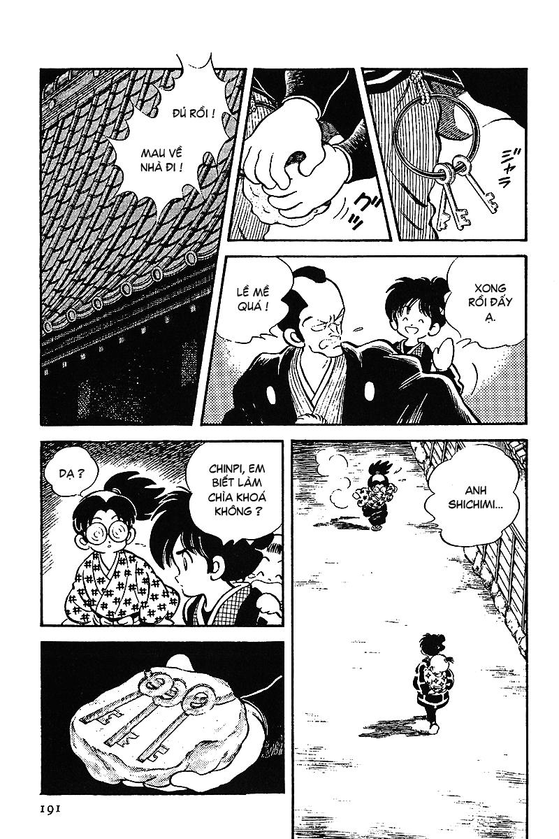Nijiiro Togarashi - Ớt Bảy Màu chap 10 - Trang 7