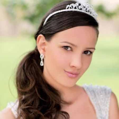 ... hairstyle wedding hairstyle with jewelery wedding hairstyle luxury