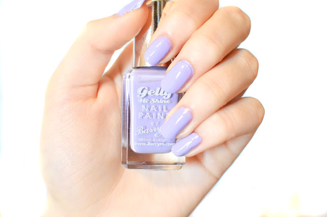Barry M prickly pear nail polish