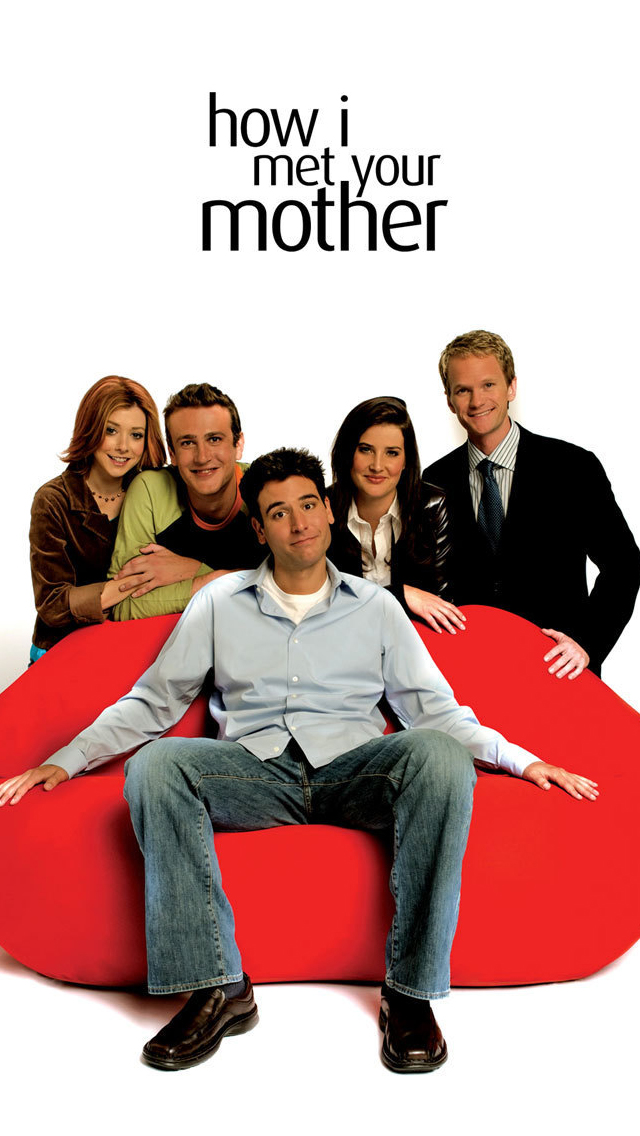 How I Met Your Mother HD IPhone 5 Wallpaper