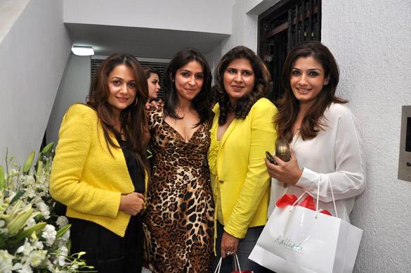 Sonakshi Sinha, Salman Khan & Katrina Kaif grace Kallista Spa opening