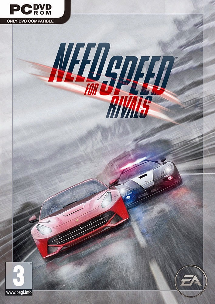 Need For Speed Rivals RePack Blackbox PC
