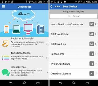 Anatel Consumidor para Android