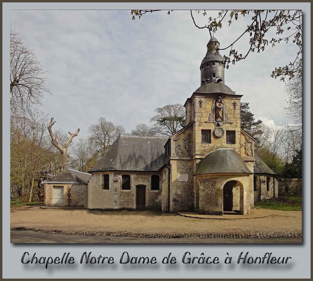 Chapelle Notre dame de Grâce de Honfleur