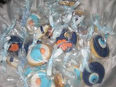 Bulut bebeğin mevlüd kurabiyeleri