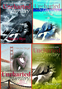 The Uncharted Territory Series--Prepare for the adventure of a lifetime