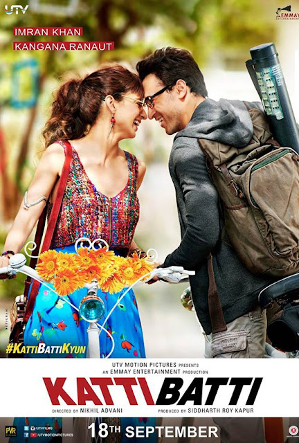 Katti Batti Movie Review : Full Movie Watch Online 2015