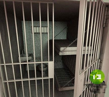 """""""Phá trinh"""" nữ tử tù trước khi hành hình ở IRAN 12"""