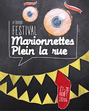 6e Festival Marionnettes Plein la rue