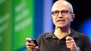 Satya Nadella New Microsoft CEO