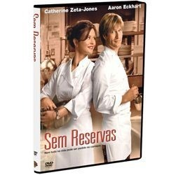 Dvd Sem Reservas Novo - Com Catherine Zeta Jones