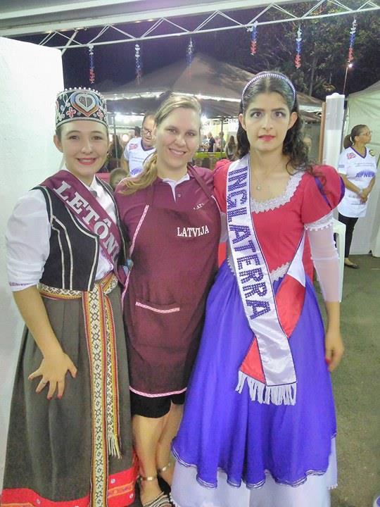 Festa das Nações - 2017