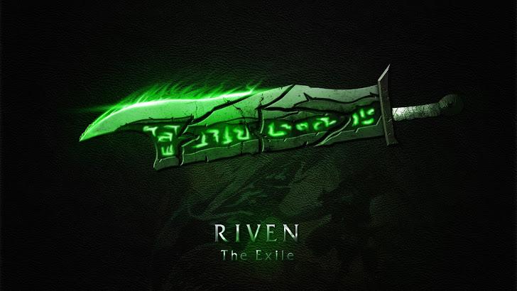Riven sword logo