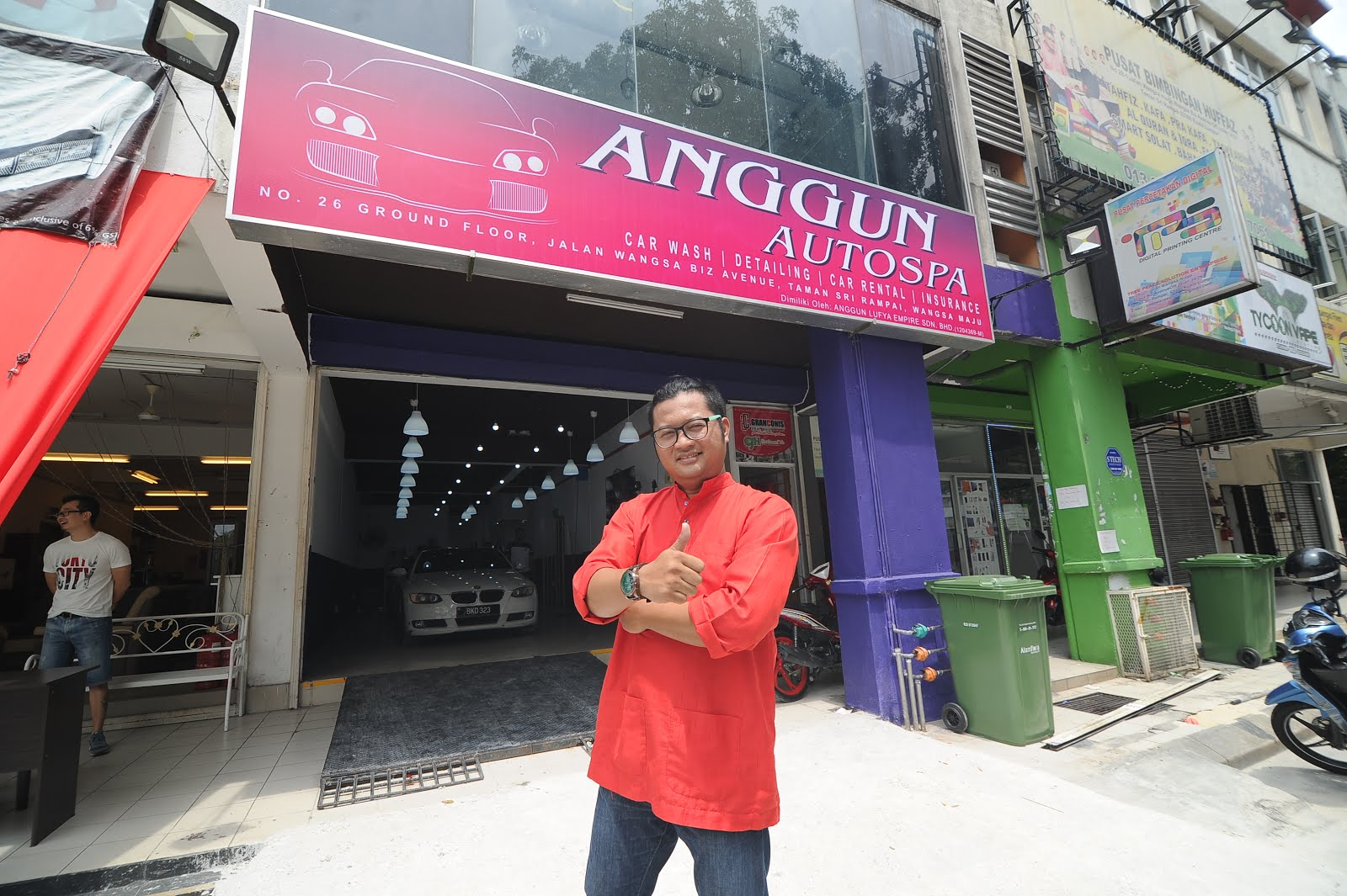 Anggun Car Rental