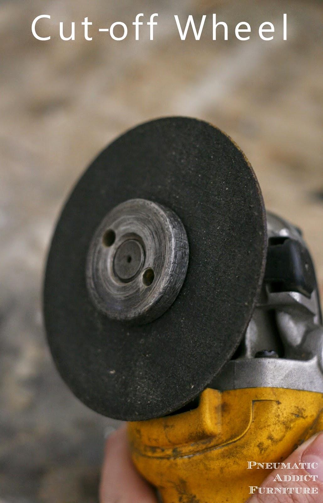 Pneumatic Addict Talkin Tools 4 Angle Grinder
