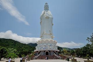 Son Tra Peninsula buddha