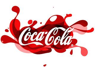 Makna logo coca cola
