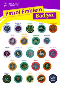 Guides Badges - Mt. Riverview Girl Guides - Google Sites