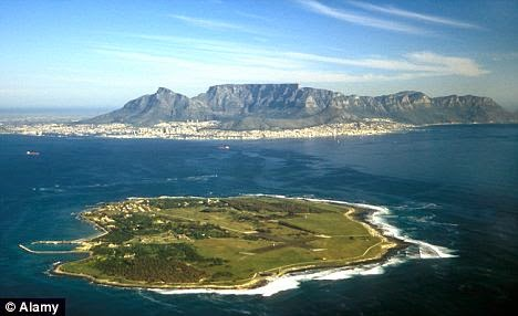 Ferry Lost Robben Island
