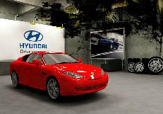 Hyundai Araba Yarışı