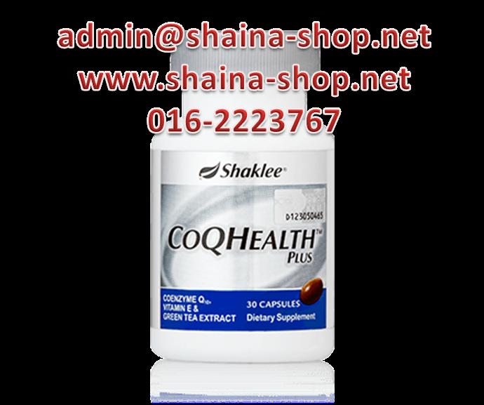 COQHEALTH PLUS SHAKLEE
