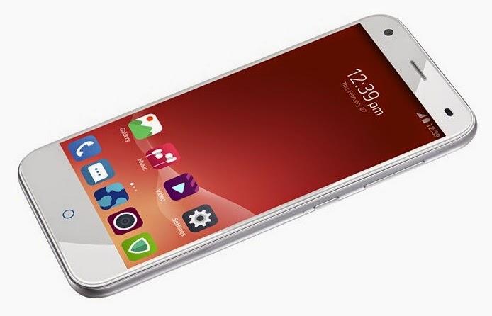 ZTE Blade S6 Lux spesifikasi