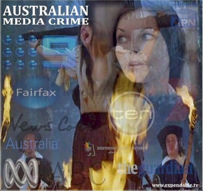 The Anatomy Of Australian Media Crime