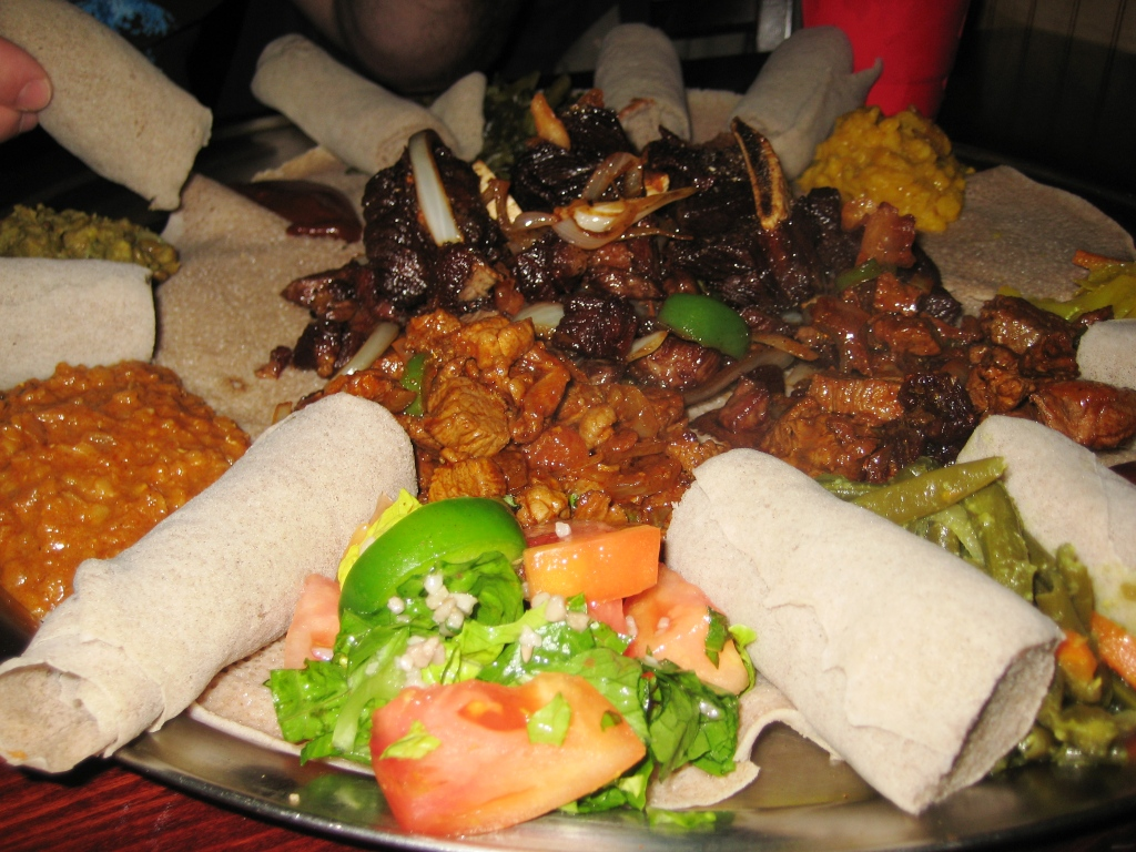 Ethiopia traditional meals and drinks for Cuisine queen catering