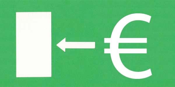 salida euro,