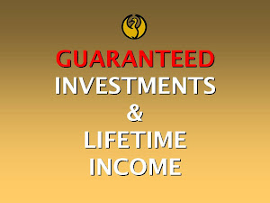 GUARANTEED INVESTMENTS & LIFETIME INCOME