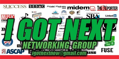 I GOT NEXT FB NETWORKING GROUP