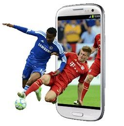 VPN Gratuit Android pour regarder les matchs de football en streaming