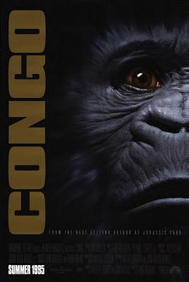 Congo 1995 poster cover