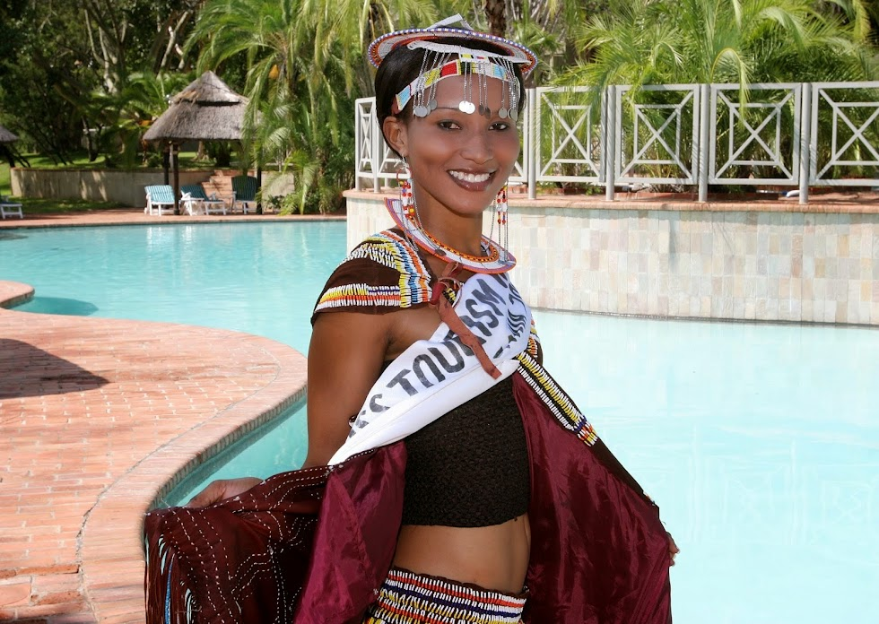 Miss Tourism  World 2005- Africa