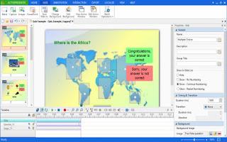 برنامج عمل الشروحات بالفيديو برنامج activepresenter اخر اصدار 2016