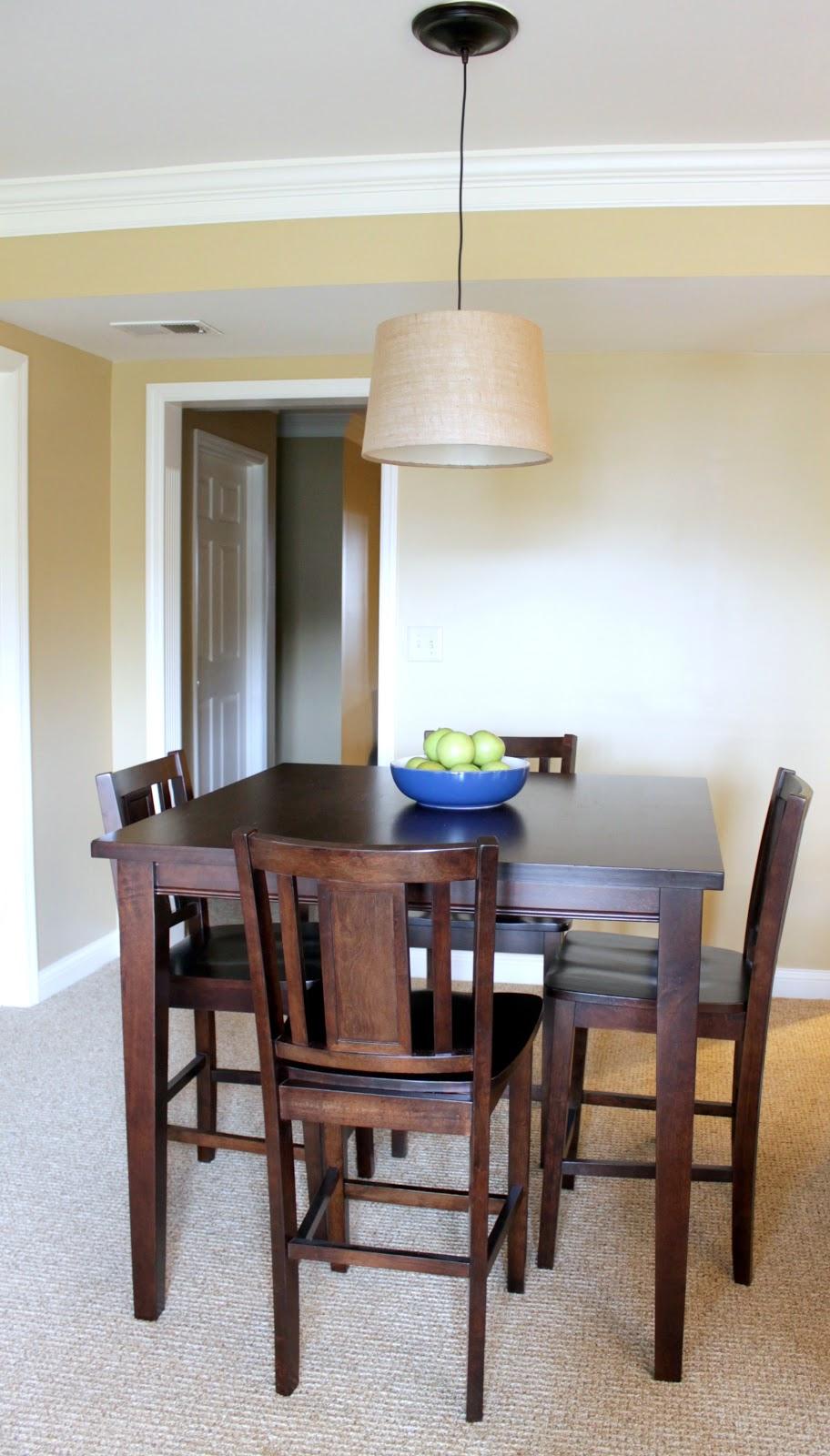 hanging drum shade. Black Bedroom Furniture Sets. Home Design Ideas