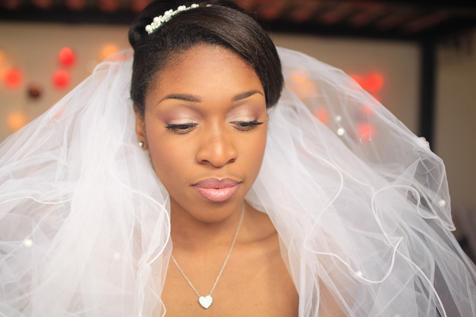 Super Maquillage de mariage parfait tons naturels UH67